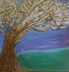 Poetree at Dawn_ Grounding Thoughts